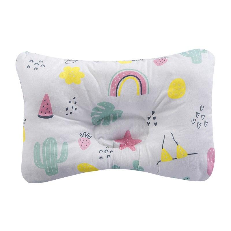 [Simfamily] новая Брендовая детская подушка для новорожденных, поддержка сна, вогнутая подушка, подушка для малышей, подушка для детей с плоской головкой, детская подушка - Цвет: NO14