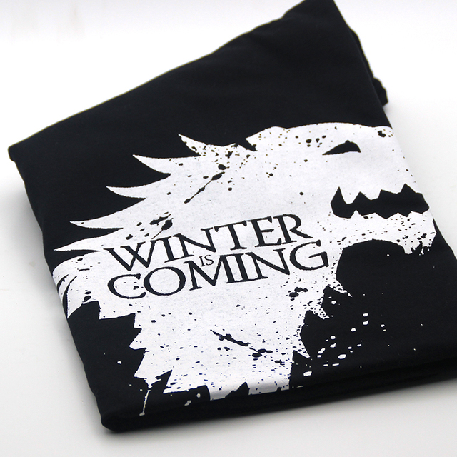 Winter Is Coming Men T-shirt  5
