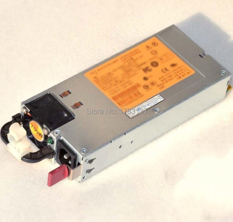 750 Watt Stromversorgung Für Dl380g6 Server 506822-101 506821-001 511778-001 Dps-750rb Eine Werden Vor Dem Versand Heller Glanz