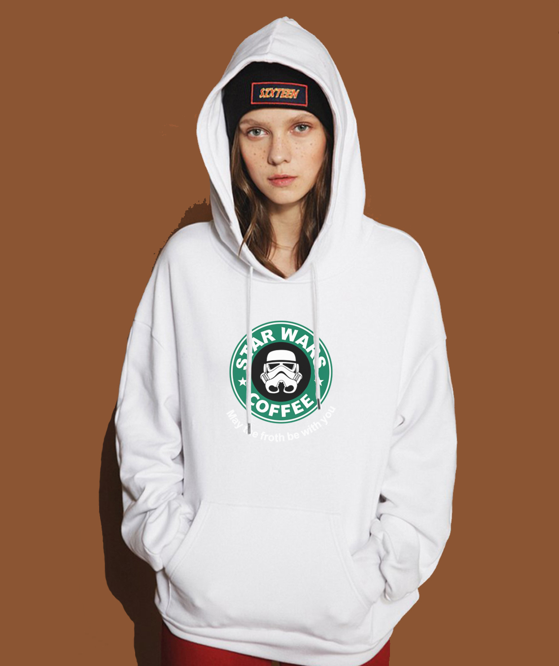2019 Spring Winter Hoodies Womens Brand Clothing Print Letters Brand Women's Sportswear Sweatshirt Pullover Female Hipster K-pop