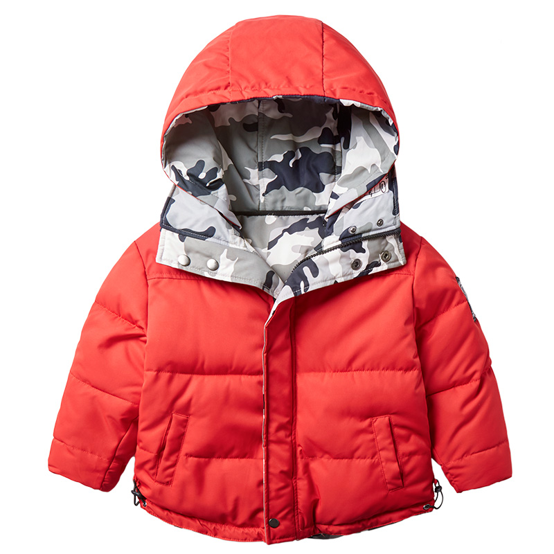 Fashion Warm Winter Clothes Jacket Children Clothing Windbreaker Camouflage Jackets Casual Hooded Thick Warm Coat Camouflage winter jacket women hooded thick casual jackets luxury leather and fur warm jackets fsahion clothing from china