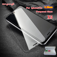 for iphone5s Tempered Glass For iPhone 5 5S 6 6s 7 plus 4 4S Screen Protector Film Full Body On the 5s