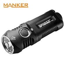 Манкер T02 1500 люмен светодиодный карманный фонарик CREE XHP35 светодиодный фонарик Применение 2x зарядное устройство для никель-кадмиевых или никель-металл-2×14500 батареи для кемпинга Шестерни напольный светильник