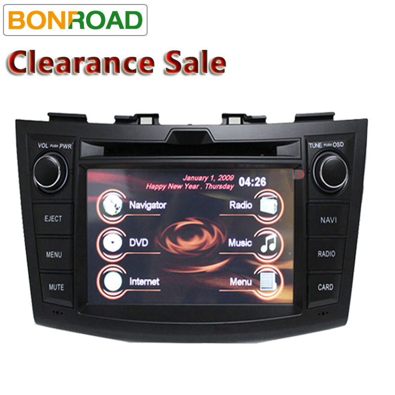 free map roadrover original car stereo for suzuki swift. Black Bedroom Furniture Sets. Home Design Ideas