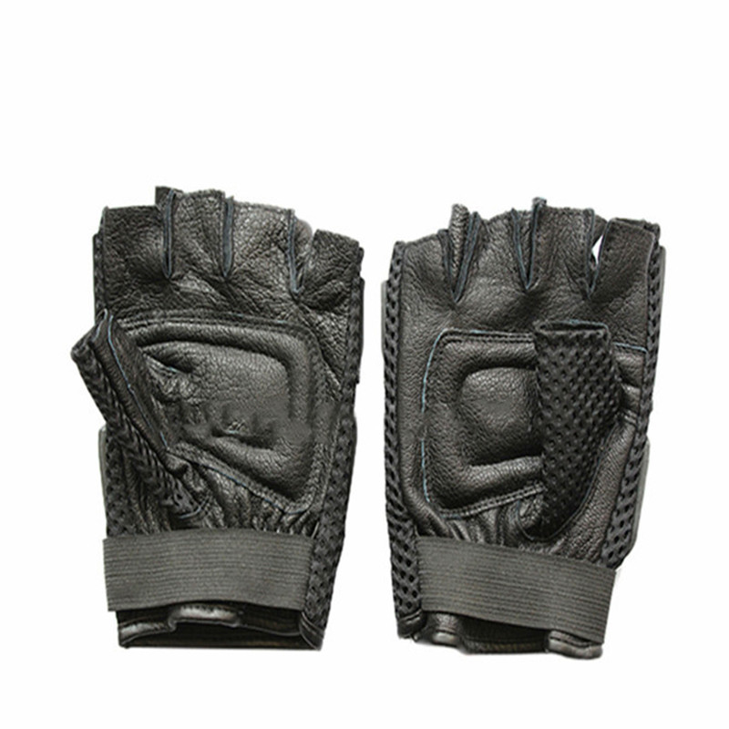 2018 New Outdoor Military Tactical Airsoft Armed Protection Half Finger Paintball Gloves airsoft adults cs field game skeleton warrior skull paintball mask