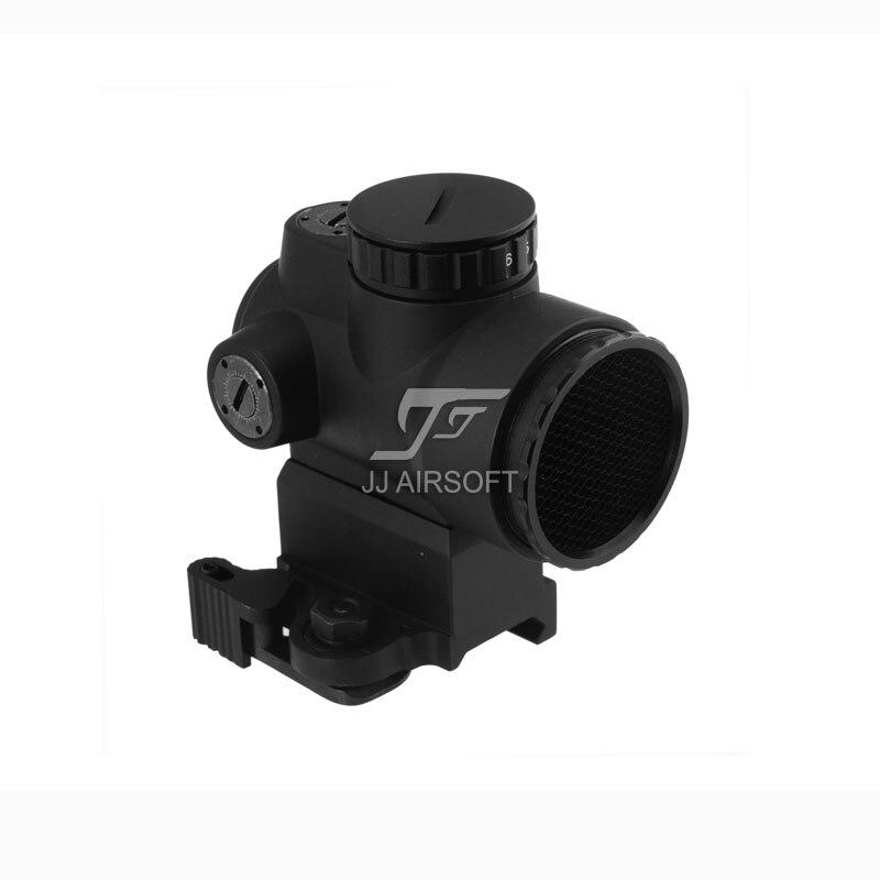 TARGET MRO Red Dot with QD Riser Mount & Killflash / Kill Flash (Black/Tan) LT839 FREE SHIPPING Riflescopes Sports & Entertainment -