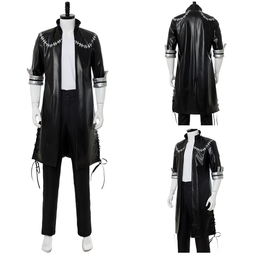 My Hero Academia Cosplay Costume Boku no Hero Academia villain Dabi Cosplay Costume Outfit Adult Men Halloween Carnival Costumes
