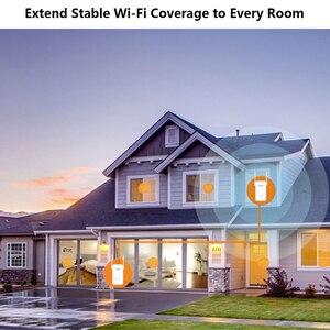 Image 5 - 1 ペアテンダ PH15 1000 200mbps の電力線イーサネットアダプタ、ワイヤレス無線 Lan エクステンダー、 PLC ネットワークアダプタ、 IPTV 、ホームプラグ AV 、プラグアンドプレイ