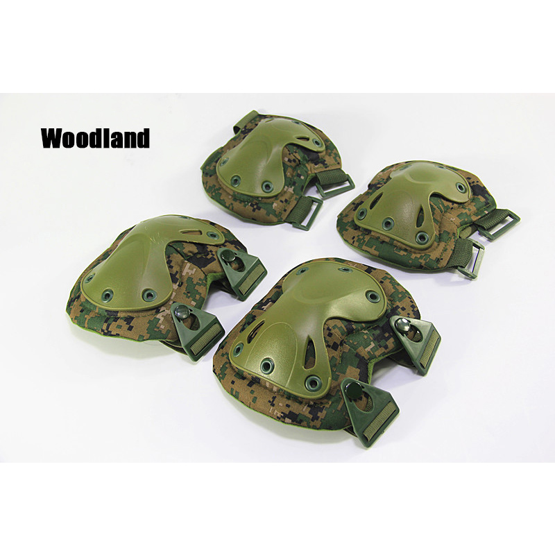 Military Work Wear & Uniforms Military Tactical Gen2 Knee Pad Elbow Pads Airsoft Army Uniform Military Accessories Clothing Combat Shirt Cs Game Swat Pantball