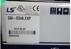 ФОТО PLC module G6I-D24A well tested working three months warranty