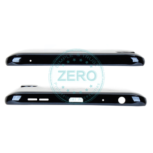 Image 2 - الأصلي ل آسوس Zenfone ماكس برو M2 ZB631KL عودة الإسكان غطاء باب البطارية PC البلاستيك + الجانب مفتاح eplacement إصلاح قطع الغيار