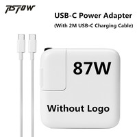 RsFow 87W USB C Power Adapter Type C Charger With 2M USB C Charging Cable For