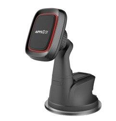 APPS2Car przyssawka magnetyczny uchwyt samochodowy na telefon dla iPhone X 8 Plus 7 6 s Samsung Galaxy S8 HTC U11 sony Z5 Uchwyty samochodowe    -