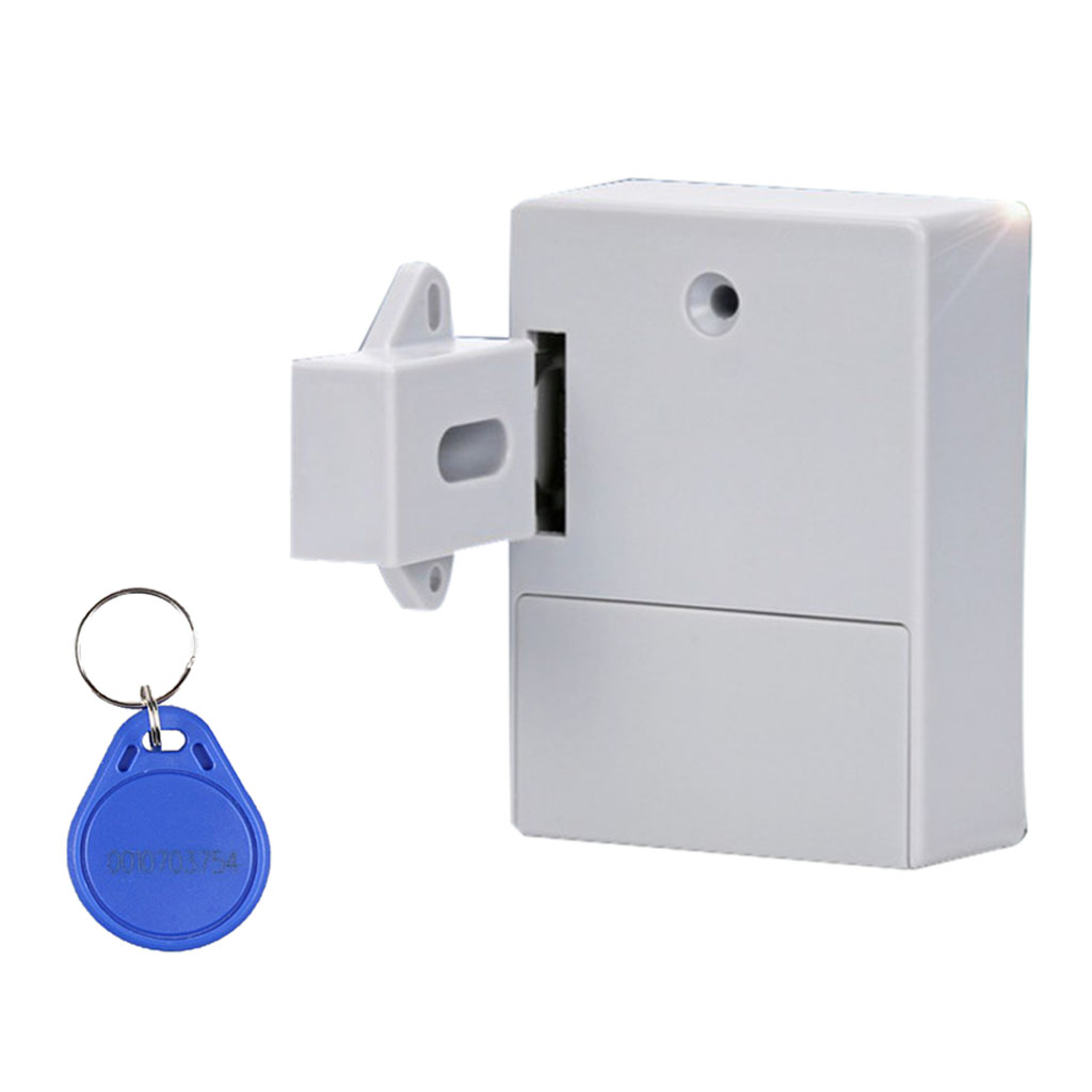 Baby Safety Lock Latches Cam Lock Box Lock for Cabinet Mailbox Drawer Dresser Cupboard Card+Key happy baby cupboard lock
