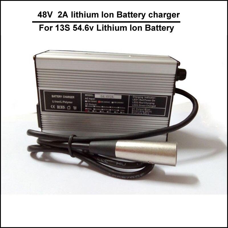 48v electric bike lithium ion battery charger 54 6v li ion scooter battery charger 13s lithium. Black Bedroom Furniture Sets. Home Design Ideas