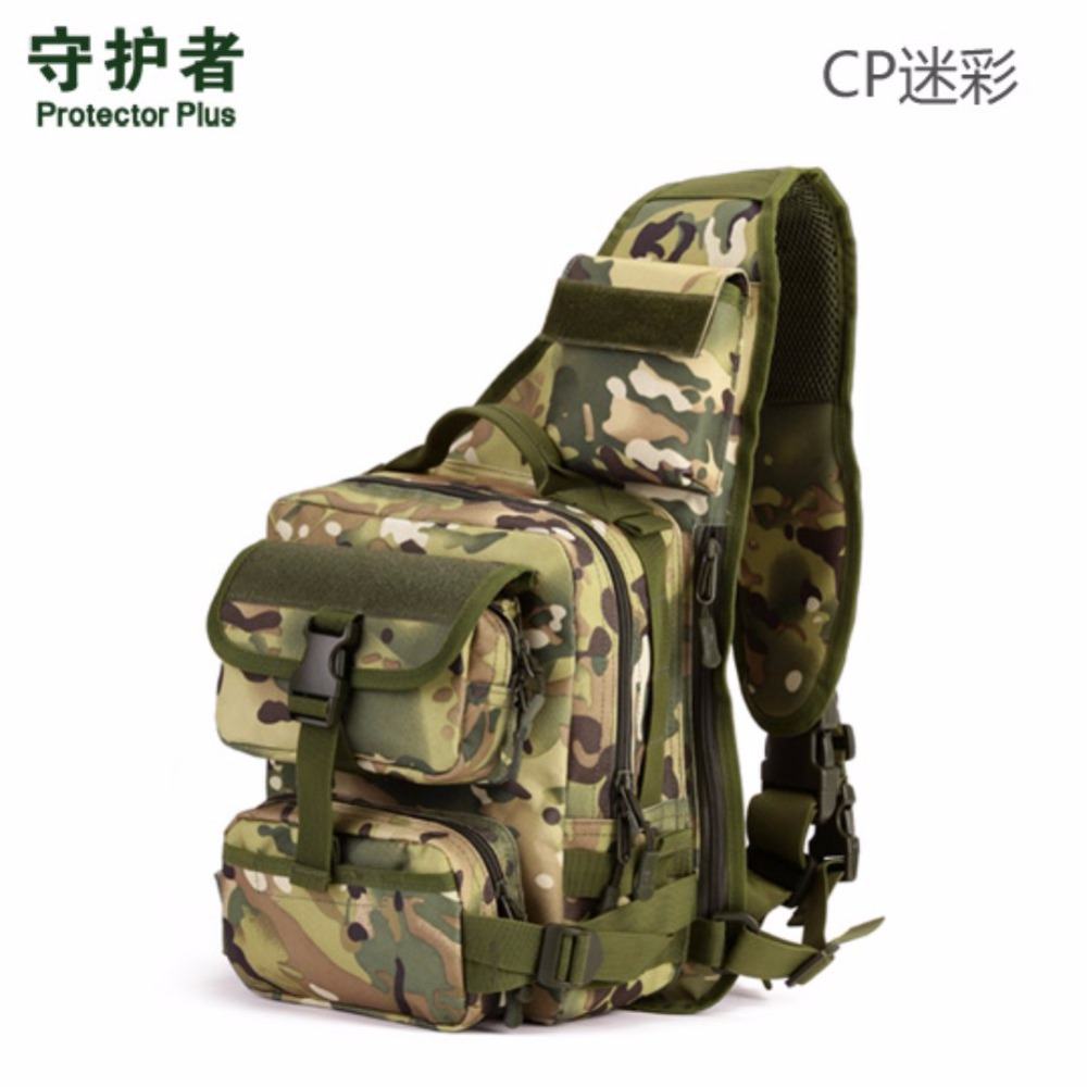 Outdoor One Shoulder Military Tactical Backpack Camping Travel Hiking Trekking Bag outlife new style professional military tactical multifunction shovel outdoor camping survival folding spade tool equipment