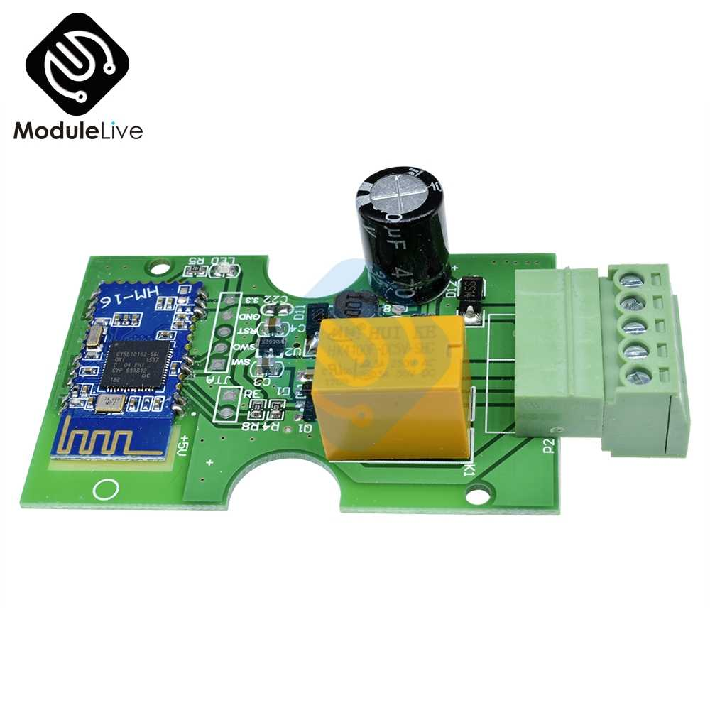 1 Bit Relay Module Bluetooth 4.0 BLE for Android Apple IOT Smart Home Switch