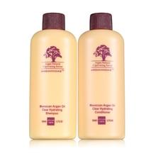 Горячая Распродажа! 100 мл 5 шт набор масло из Марокко мини шампунь для волос и кондиционер дорожный Набор Уход за волосами
