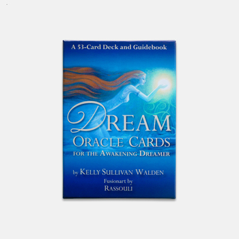 Dream Oracle Cards US English version playing card tarot board game card