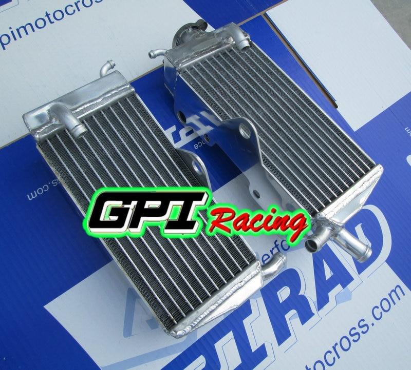 Aluminum Radiator for HONDA CR125R CR125 CR 125 R 1990-1997 91 92 93 94 95 96 97