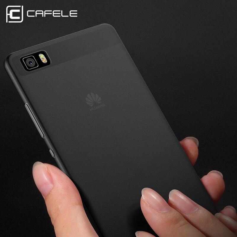 Cafele original teléfono case para huawei p8 lite casos ultra pp flexibilidad an
