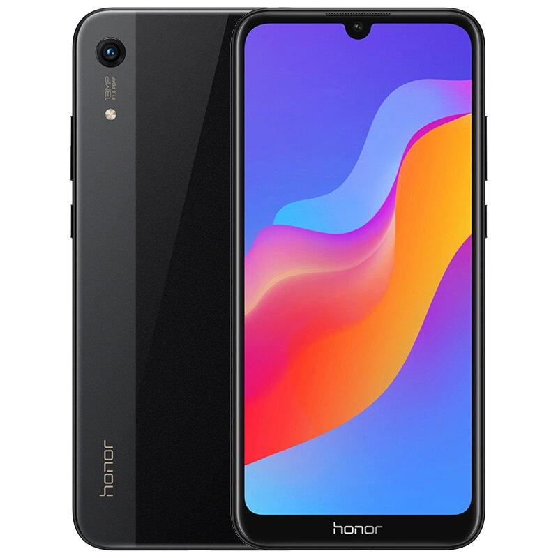 Nouveau arrivé Original Honor 8A 6.09 pouces MTK6765 Android 9.0 8.0MP + 13.0MP appareil photo 3020mAh déverrouillage du visage - 4