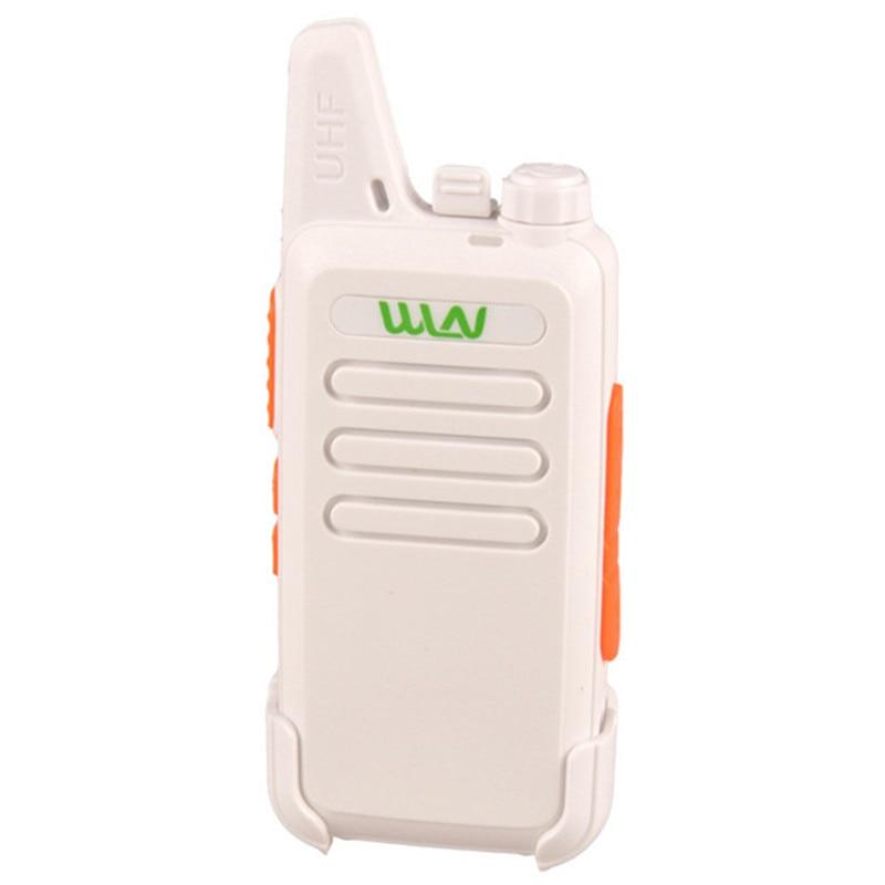 WLN KD-C1 Walkie Talkie UHF 400-470 MHz 5W Power 16 Channel Kaili MINI handheld Transceiver C1 Two Way Radio