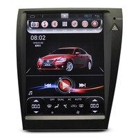 12.1 Tesla Vertical Screen Android Headunit Autoradio Car Stereo Audio Head Unit for Lexus ES240 ES250 ES300 ES330 ES350