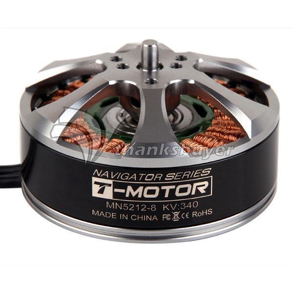 T-motor MN5212 340KV/420KV 24N22P 4-8 S para RC Drone Quad Hexa Octa Multicopter de