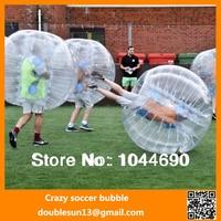 Наивысшего качества. RB 01 0.8 мм ПВХ Футбол Зорб, надувные Футбол игры, футбол пузырь Прямая доставка