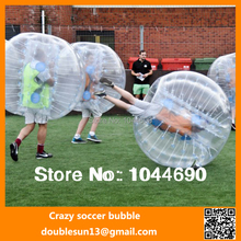 TOP QUALITY. RB-01 0.8mm PVC soccer zorb,inflatable soccer game,football bubble Drop Shipping