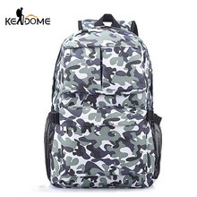 Outdoor Sports  Mountaineering Backpack  Women Men Tactical Camouflage Bag Traveling Camping Hiking Riding Rucksack XA322WD