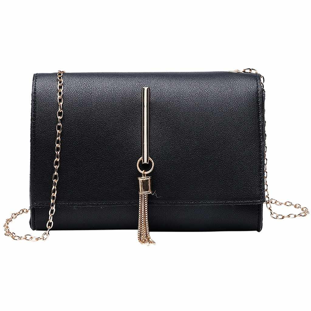 Moda pequena crossbody sacos para as mulheres 2019 mini senhora ombros borla pacote carta bolsa do telefone móvel mensageiro saco de verão