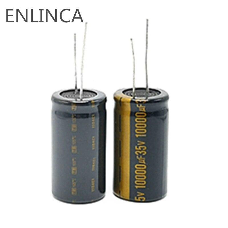 20pcs 150uf 450v 105c aluminum electrolytic capacitor 18mm×40mm radail