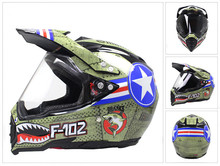 Black Full Face Motorcycle Helmet Riding Mens Off Road Downhill DH Racing Cross Capacetes