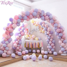 Happy Birthday Balloons Wedding Decoration Outdoor Party Decor BabyShower Supply Favor