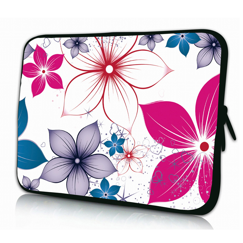 2017 Hot Fashion Notebook Laptop Bag 11.6 12 Female Zipper Inner Slim Computer Netbook Cases Bags For Apple Samsung Chuwi Hi12