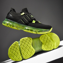 Flying woven mens shoes 2019 new walking summer casual mesh breathable F5
