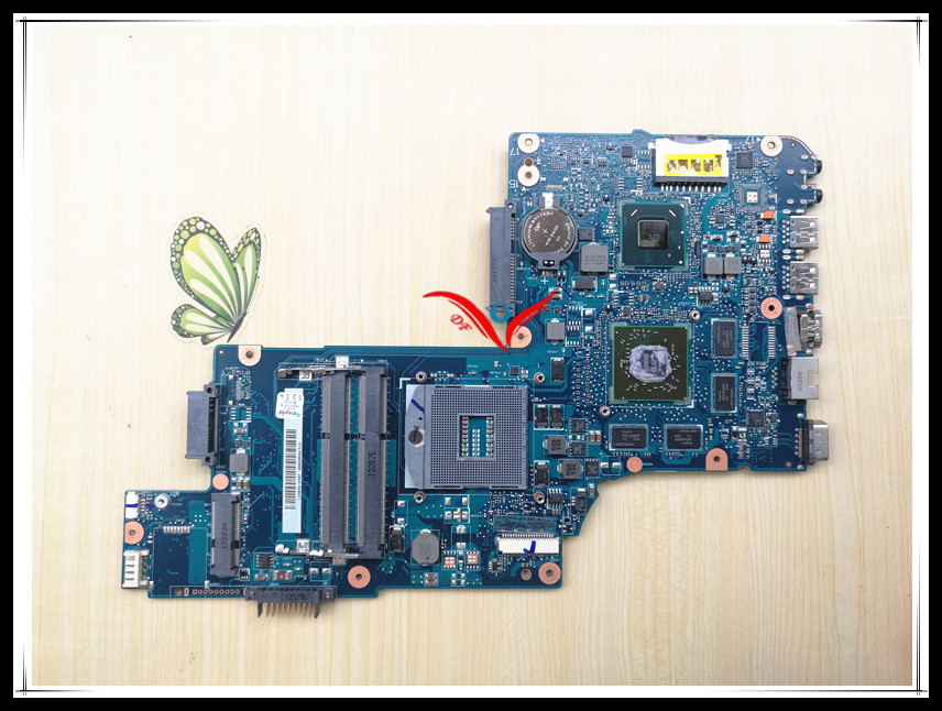 H000052630 motherboard For Toshiba C850 L850 15.6 Inch Laptop Intel HM77 DDR3 With graphics