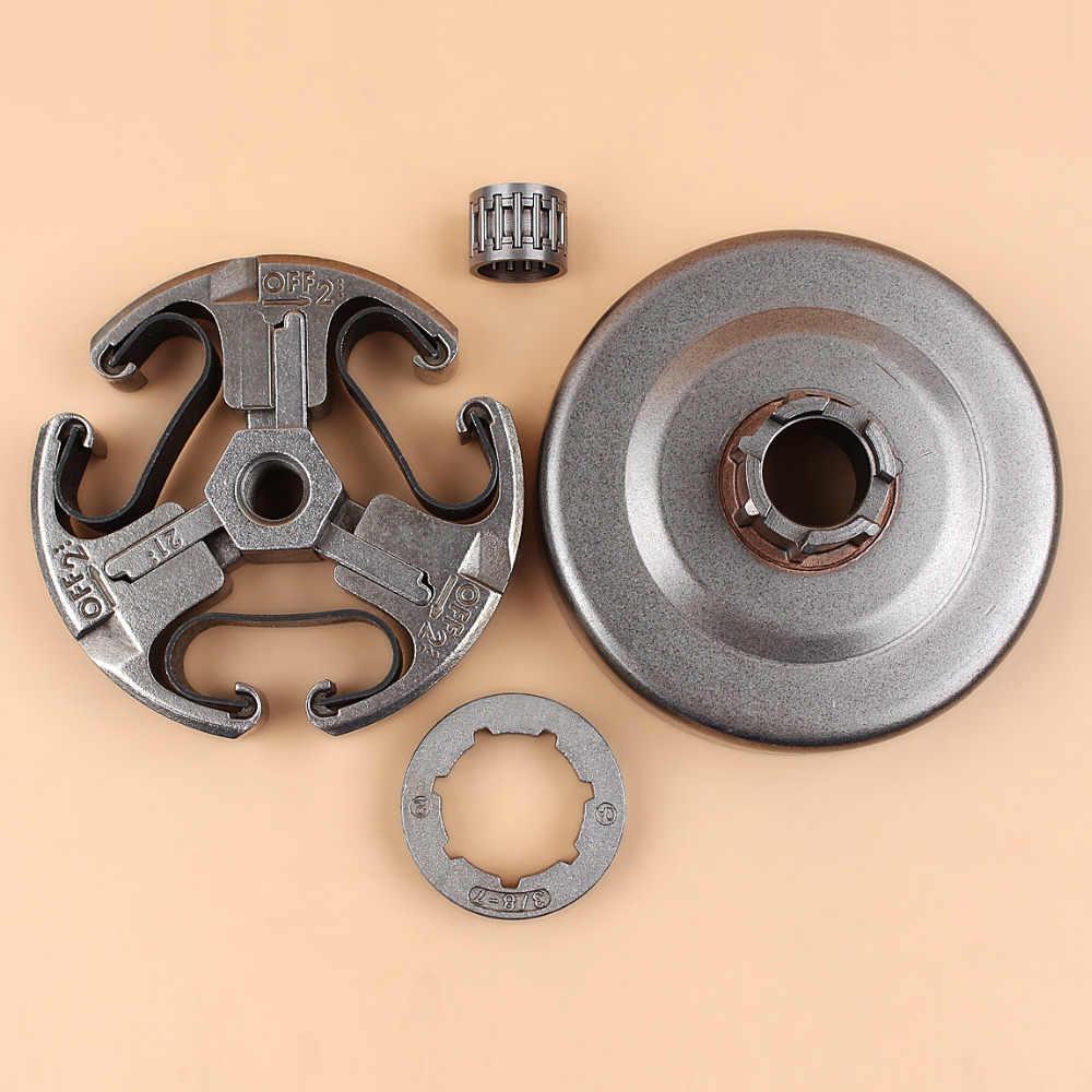 Clutch sprocket fits Husqvarna 61 268 268xp 272 272xp New West bearing drum