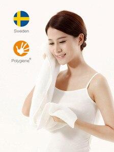 Image 2 - Youpin ZSH Khăn Siêu Thấm Hút Nhanh Khô Liệu Polyester Cotton Tóc Khô Salon Phòng Tắm Mặt Khăn Lau Tay