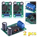 2x DC-DC Step Down Buck Converter Power Supply Module 24/12/9V to 5V 5A 25W