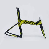 FETESNICE lightweight aluminum road bike frame 20 inch/700c leisure lovers bicycle frame Love sports