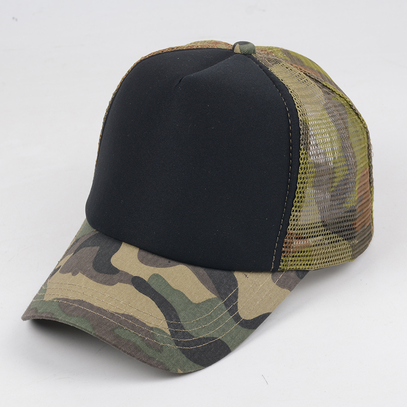 camouflage mesh baseball cap snapback Desert Camo Hat for men Cap women hat Wholesale mens baseball cap with