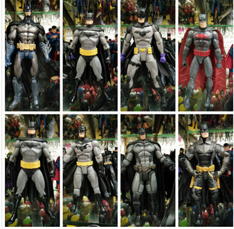 NEW 1pcs 7pvc anime figure Batman action figure collectible model toys brinquedos rem re life in a different world from zero action figure nendoroid 10cm pvc anime figure collectible model toys brinquedos