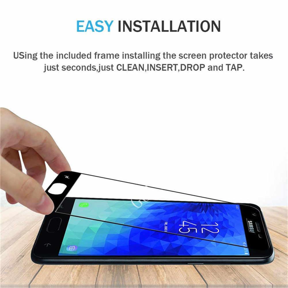 Полное покрытие 5D закаленное Стекло для samsung Galaxy A6 A8 плюс J2 J3 J4 J5 J6 J7 J8 рro рrime 2018 закаленное Экран Защитная крышка