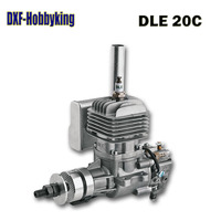 2017 DXF Good Quality DLE 20 20CC original GAS Engine Gasoline 20CC Engine For RC Airplane model hot sell,DLE20CC,DLE20
