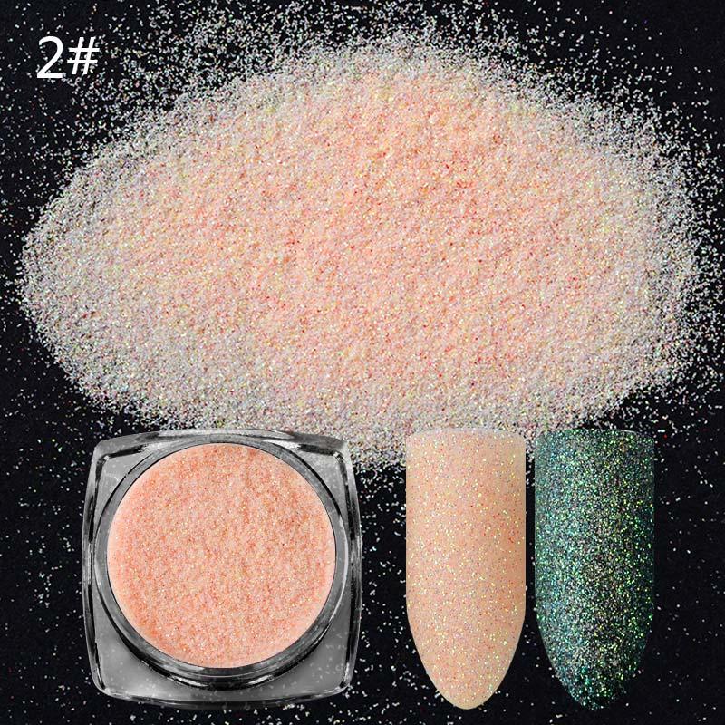 Mtssii 12 Açúcar Dos Doces Cor do Pó de Unhas Glitter Pastel Pigmento Em Pó Pó Brilhante Ultra-fino Da Arte Do Prego Paillette DIY gel UV Polonês