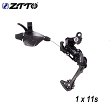 цена на ZTTO Bicycle MTB 1X11 System 11Speed Shifter Rear Derailleur Groupset for xt k7 mountain bike crankset parts 11v system