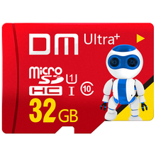 DM memory cards for mobile phones Micro SD card Class10 TF card 32gb 80Mb/s TF card Smartp